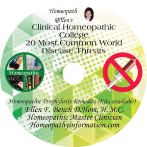 20 Most Common World Disease Threats DVD