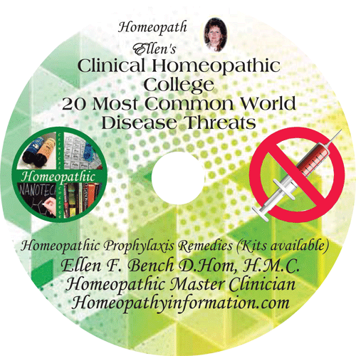 20 Most Common World Disease Threats DVD