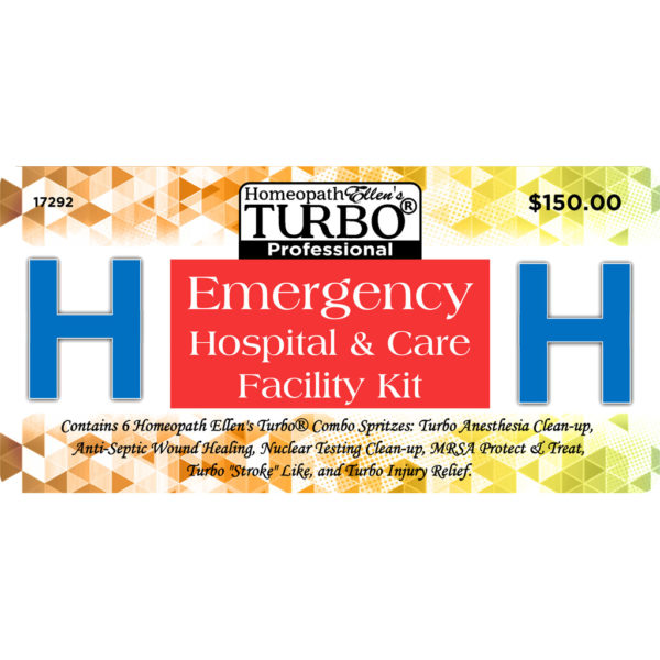 Emergency Hospital & Care Facility Kit